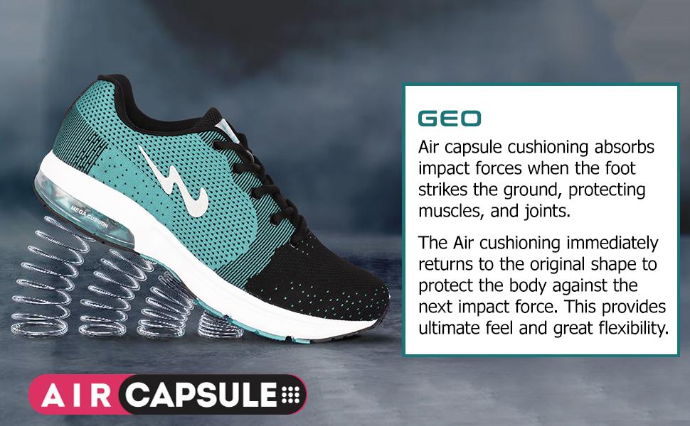 Geo Air capsule