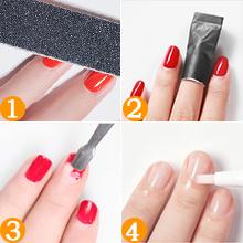 top coat nail polish