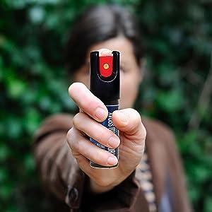 Mini Pepper Sprays with Safety Lock