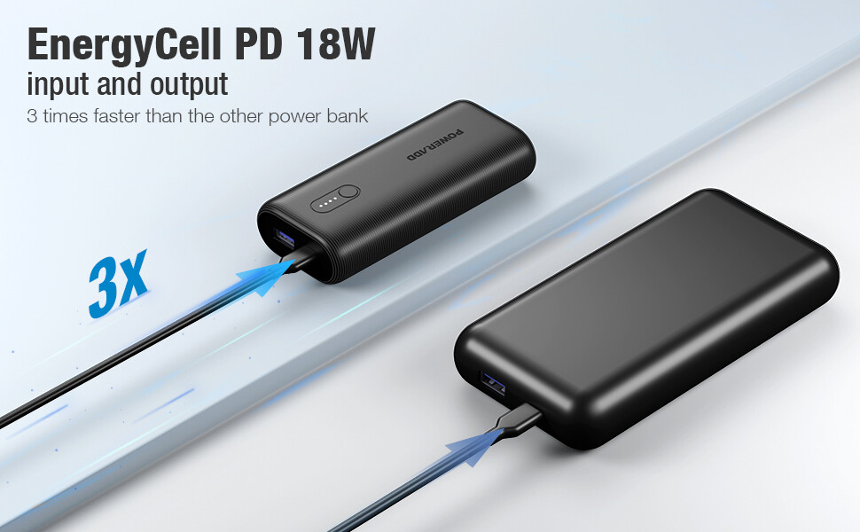 EnergyCell II 10000 portable charger