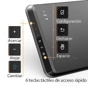 digitalizadora inalambrica  XP-Pen Star 05 V2 Inalámbrica Tableta Grafica Digitalizadora 8×5 Pulgadas 8192 Niveles Lápiz Pasivo con Teclas de Acceso Rápido cedb12c3 61e1 4eb5 a934 df151698c868