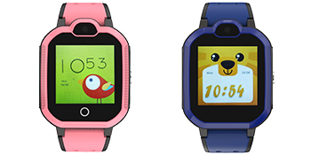 kids gps tracker watch waterproof smart watch phone Children GPS Tracker Back to school gift F