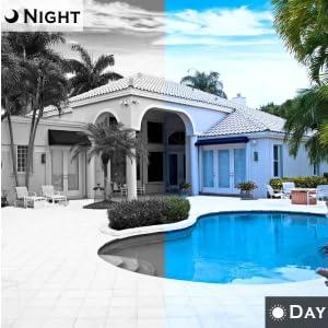 night vision outdoor camera