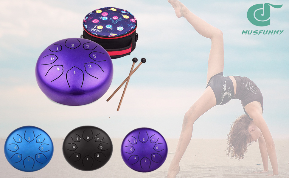 handpan healing drum