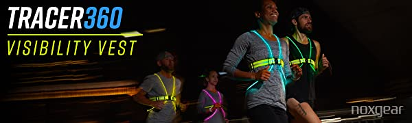 Tracer360 Visibility Vest by Noxgear