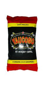 fraction pack ground coffee 4 ounce puerto rico medium roast yaucono