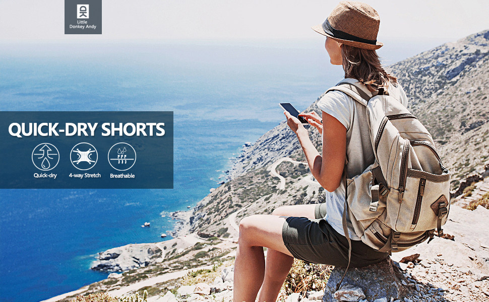 womens quick dry shorts