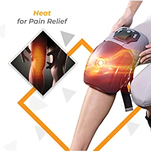 healing infrared heat for pain relief