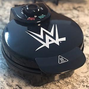 WWE WAFFLE MAKER