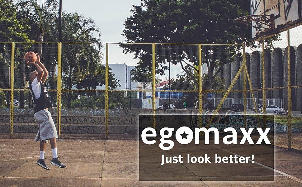 EGOMAXX Pantalón de chándal para Hombre Fit & Home Sweatpants para pantalón H1128