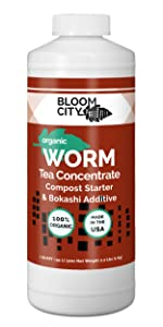 Organic Worm Tea