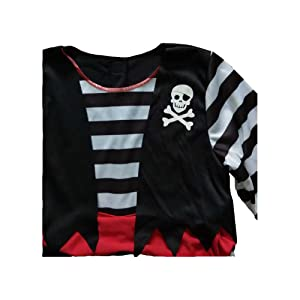 All in one pirate suit