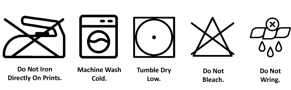 Wash Instructions
