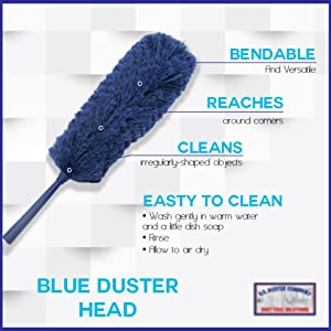 extension duster feather