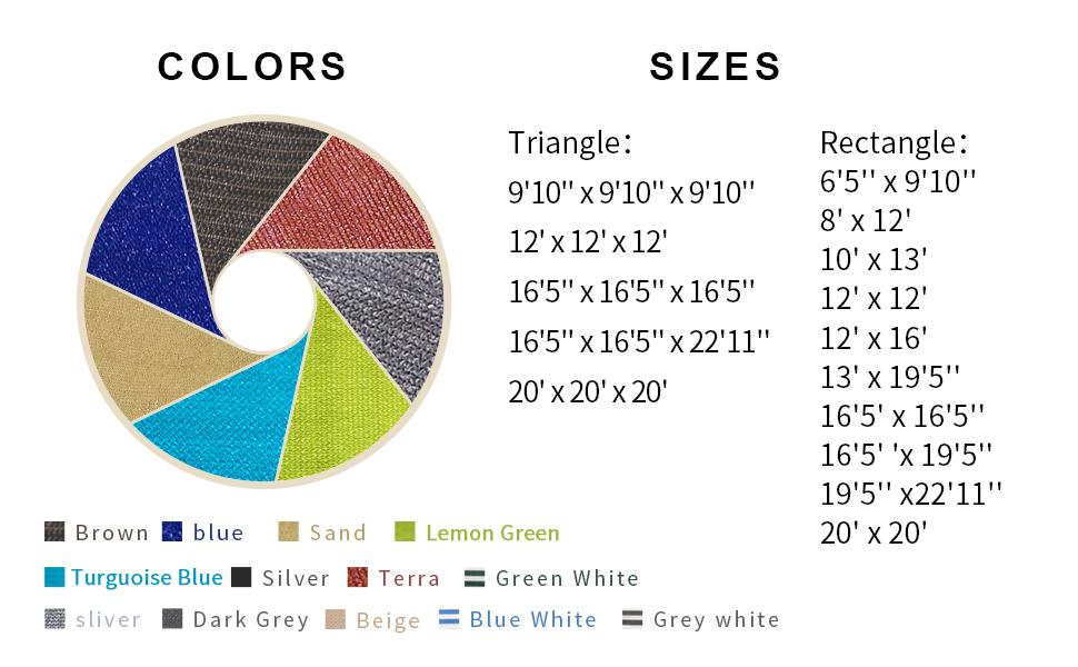 color size