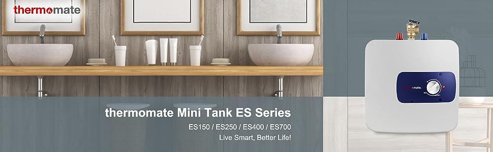 mini tank water heater electric