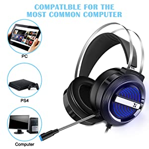 xbox one gaming microphone headset playstation 4 cellphone headset