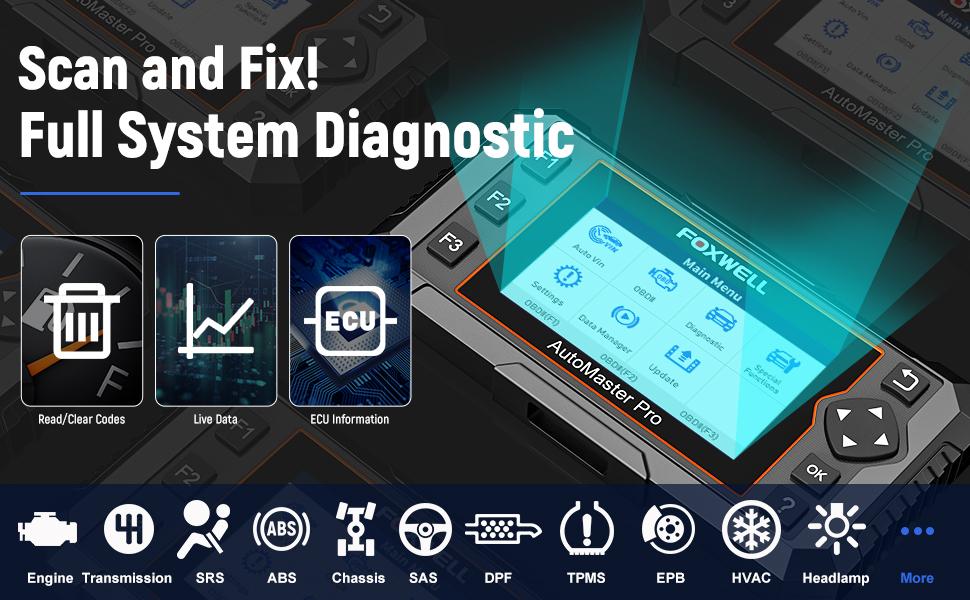 diagnostic scanner code scanner auto scanner diagnostic tool auto scan tool automotive scan tool