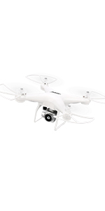Flashandfocus.com cf0992b1-160c-4862-8621-769ddcf0961d.__CR0,0,150,300_PT0_SX150_V1___ Drones with 1080P HD Camera for Adults, JJRC Foldable Drone with 2 Batteries, Optical Flow Positioning Quadcopter with…
