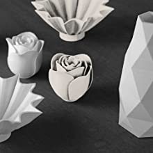 ppla filament can not only print 3d models, but also print real working products and prototypes
