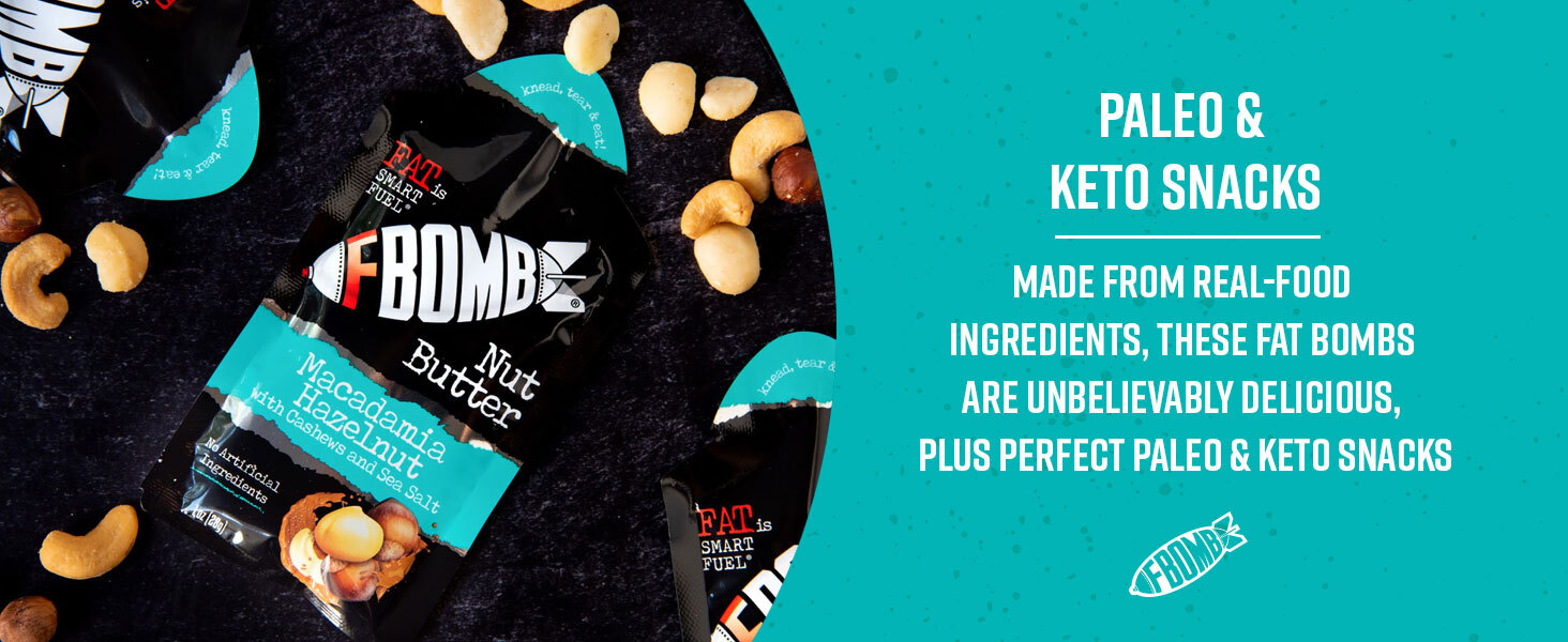 individual nut butter packets coconut butter packets fatbomb keto snacks nut butter pouch