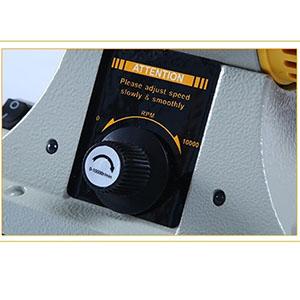 Jewelry Rock Polishing Buffer Bench Lathe & Polisher Sand Belt Machine