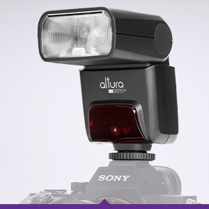 Altura Photo AP-305S Camera Flash and Wireless Manual Trigger for Sony