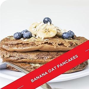 Oateo Instant Oats Whole Grain, High in Fibre Breakfast