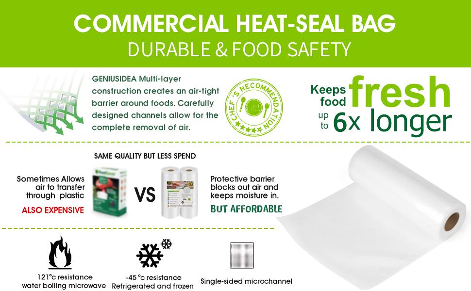 heat seal bag