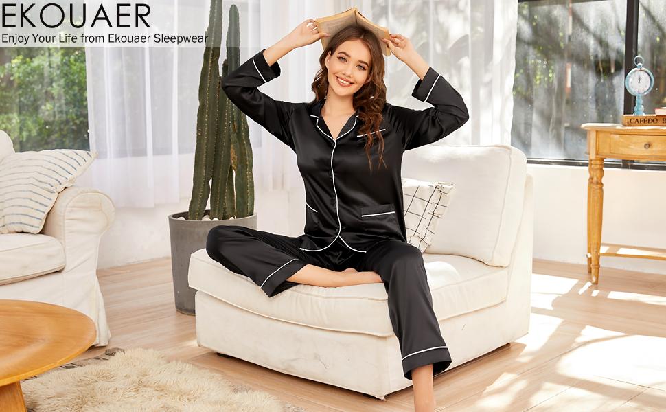 Ecouaer Pajama Set