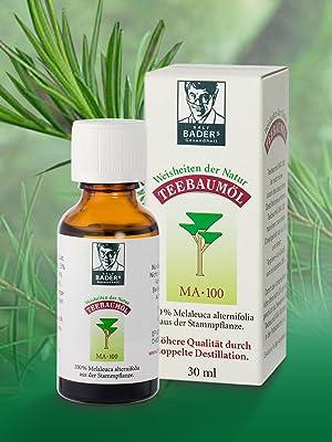 Packung Teebaumöl 30 ml