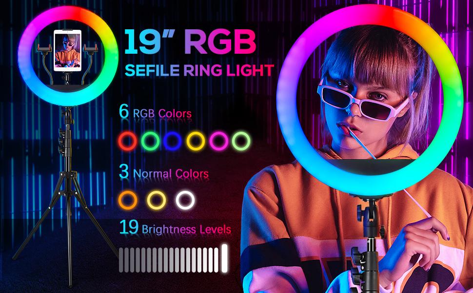 sefile ring light