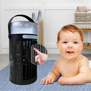 Personal Evaporative Air Cooler