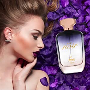 Lady noir, perfume for women, french perfume for women, eau de parfum for women, branded perfume