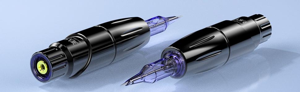 tattoo pen machine kit, cartridges tattoo gun