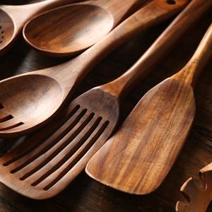 7PCS WOODEN spoons
