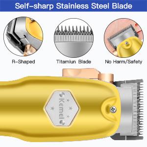 self-sharp blade