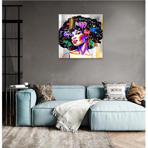 High Definition Giclee Modern Canvas