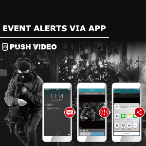 avtech, ygn2003a, event alerts via app, control via app, push alerts