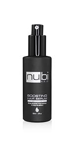 nubi hair serum marula oil
