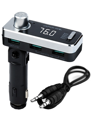 FMトランスミッター Bluetooth 5.0 高音質
