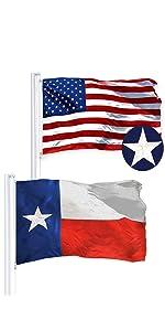 USA + Texas SS Combo