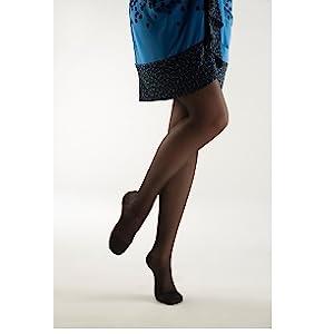 allegro premium sheer knee high