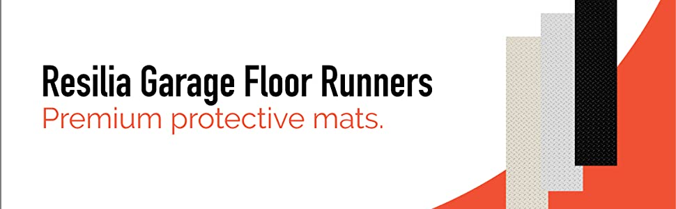 Resilia Garage Floor Runners