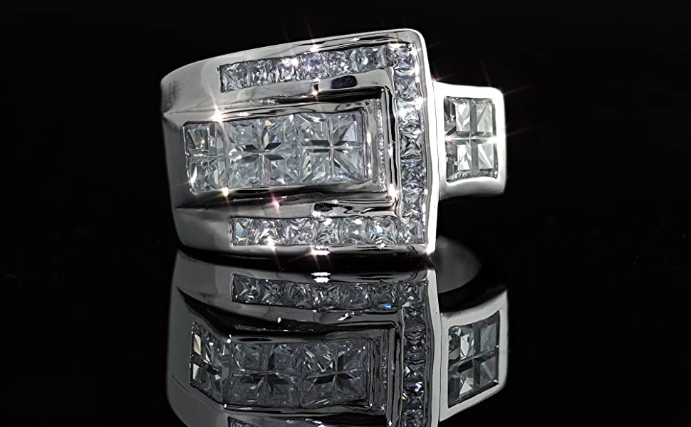 iced out ring