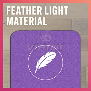 Feather light Material