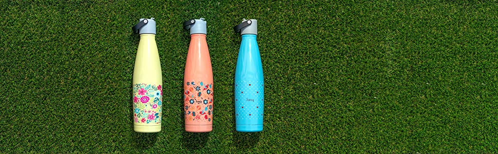 ICONIQ BOTTLE: INSULATED WATER BOTTLES, TUMBLERS, FOOD JARS.
