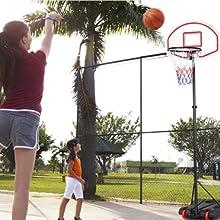 Basketball Hoop Stand
