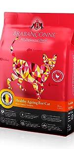 ブラバンソンヌ シニア猫用 チキン