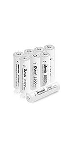 ニッケル水素電池 単3 充電電池 電池 充電